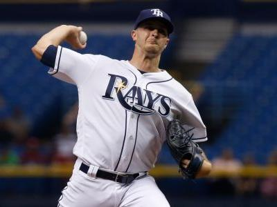 MLB trade news: Rays trade P Jake Odorizzi to Twins