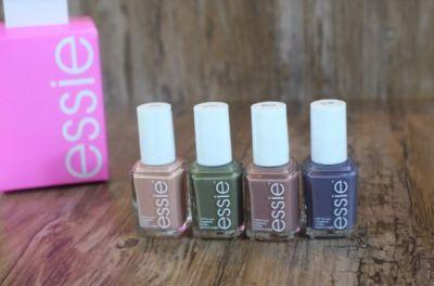 Essie Wild Nudes Nail Polish Collection & Swatches!