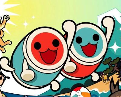 Following months of hints, two Taiko no Tatsujin: Drum games are coming west this year