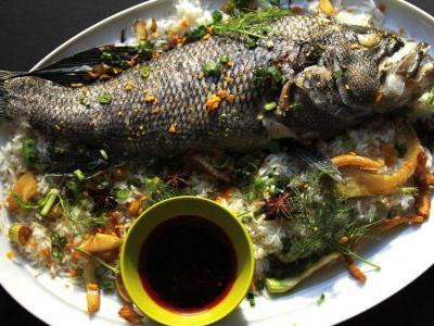 This Whole Steamed Fish is the Perfect Way to Ring in the Lunar New Year