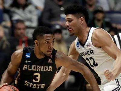 No. 1 Xavier knocked out in major upset by Florida State