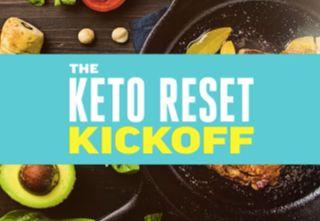 Join Us For the FREE 2019 Keto Kickoff!