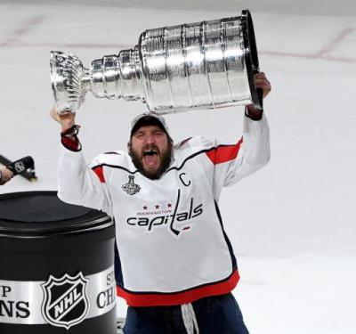 Playoff MVP Alex Ovechkin leads Washington Capitals to their first Stanley Cup championship