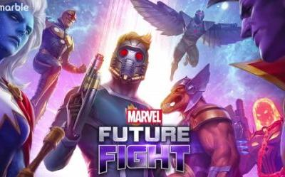 Marvel Future Fight's major May update adds new Guardians of the Galaxy campaign, characters, and costumes