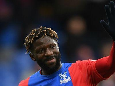 West Brom 0 Crystal Palace 2: Sako on target for De Boer's men
