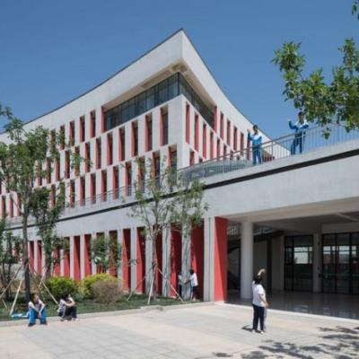 Jiyang Xinyuan School / BPD Architects