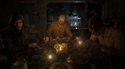 New Resident Evil 7 Trailer Invites You To Dinner With Cannibals