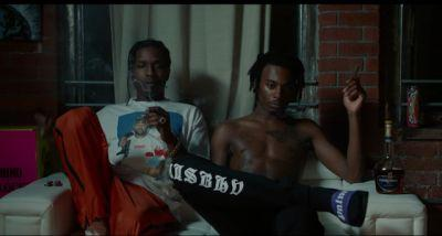 "Playboi Carti and A$AP Rocky Visit the Gun Range in ""New Choppa"" Video"