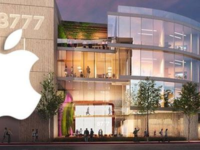 Apple to Lease New Office Building in Culver City