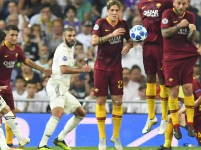 Bale on target as holders Real Madrid down Roma