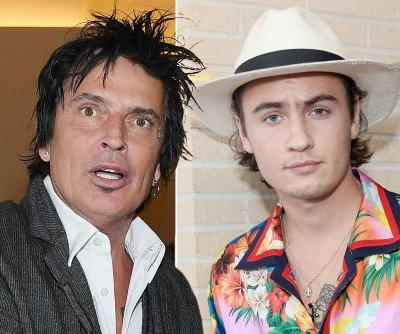 Tommy Lee claims he spent $130K on son's rehab