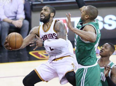 Kyrie Irving's mental, physical toughness on display in Cavaliers' Game 4 win