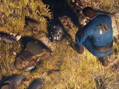 Fallout 76 features fast travel and griefing prevention