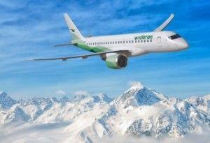 Embraer Signs Order with Widerøe for up to 15 E2 Aircraft