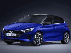 2020 Hyundai i20 Revealed In Images Before Geneva Motor Show Debut Tata Altroz and Maruti Baleno Rival India Launch In Mid-2020