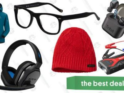 Saturday's Best Deals: Blue Light Glasses, Gaming Headsets, Arc'teryx, and More