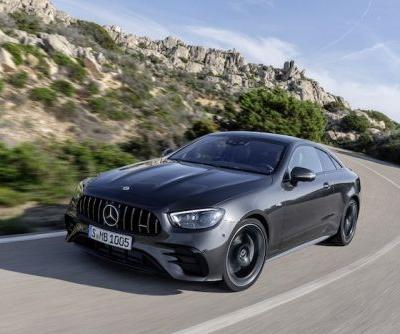 New Mercedes AMG E 53 4MATIC+ Coupe and Cabriolet unveiled