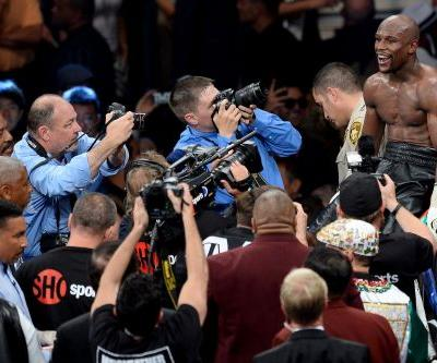 The UFC champion who will train Floyd Mayweather for life in the cage says he has a chance against Conor McGregor - here's why