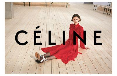 CÉLINE team up with Juergen Teller again for SS17 Campaign