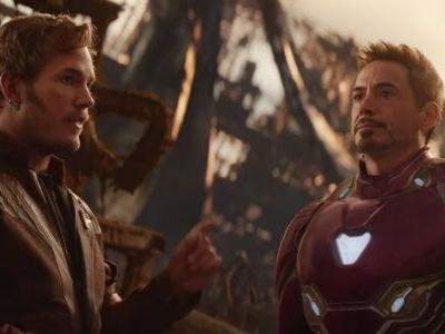 Avengers: Infinity War's Extended Gag Reel Features Its Own Mary Poppins Reference