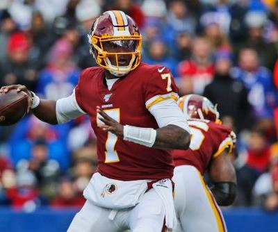Dwayne Haskins supports one potential new Redskins nickname