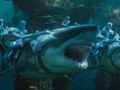 Why Aquaman Won't Show DC Fans All Seven Undersea Kingdoms