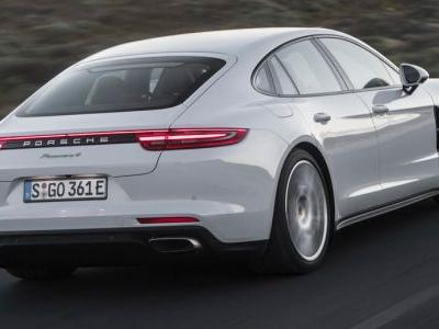 Who Knew: 60 Percent Of Porsche Panamera Buyers Go For The Hybrid