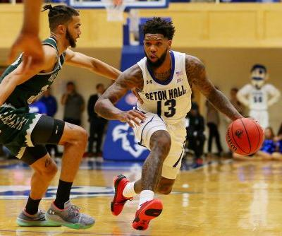 Seton Hall victory comes with Myles Powell injury scare
