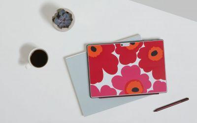 Microsoft partners with Finnish design house for new Surface skins and sleeves