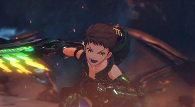 Xenoblade Chronicles 2 Looks Epic And Beautiful