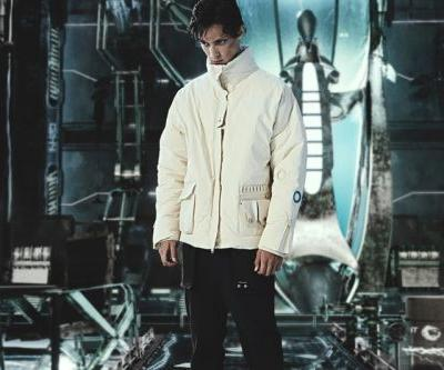 C2H4 Presents a Space Dystopia for Fall/Winter 2017 Lookbook