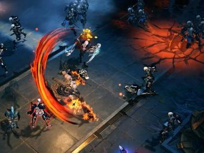 Diablo Immortal Announced - MMO Action RPG Coming to Mobile