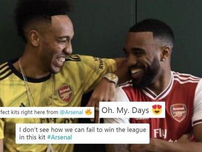 Toe Poke Daily: Arsenal's 'leaked' 2019-20 kits a hit with fans