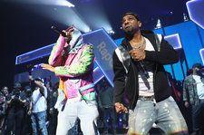 The Diplomats Reunite to Takeover NYC's Hammerstein Ballroom for Spotify's Rap Caviar Live Showcase