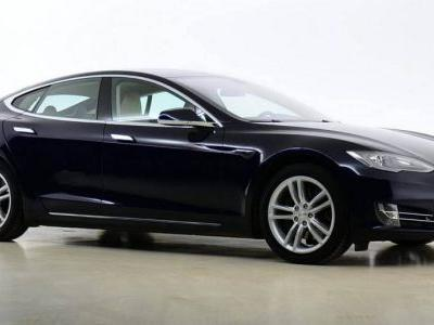 Tesla Model S Taxi Fleet Listed For Sale In The Netherlands