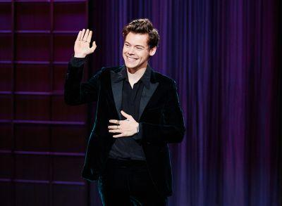 Harry Styles on Carpool Karaoke Is Life + More of Our Fave Moments