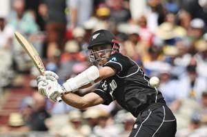 Williamson digs New Zealand out of strife with 148 v Windies