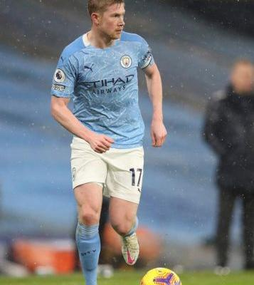 Kevin De Bruyne out for 4-6 weeks for Man City with injury