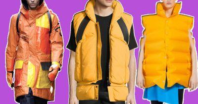 The next big thing is wearing an inflatable life vest