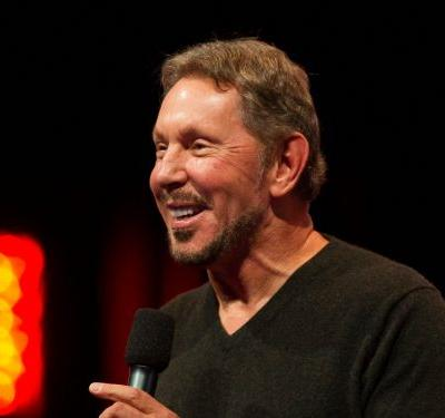 Larry Ellison says Oracle will 'write into your contract that your bill will be half' of what you'd pay Amazon, as the database giant announces new cloud products