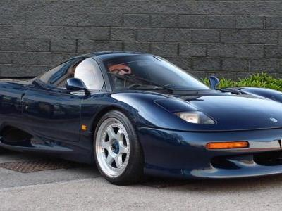 The XJR-15 Is The Jaguar Supercar That Has Slipped Under The Radar