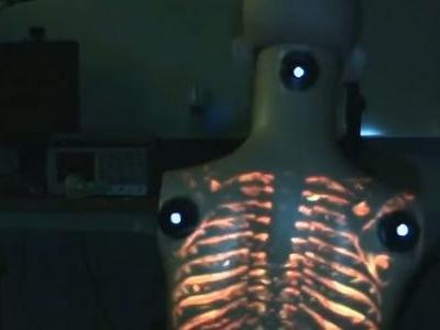 New medical augmented reality tech lets doctors 'see' under your skin