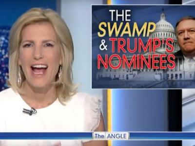 Laura Ingraham's Fox News Show Notches Highest Ratings Month Ever