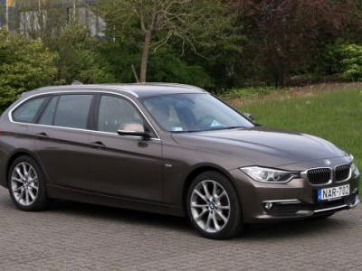 Dead, For America: 2019 BMW 3 Series Wagon