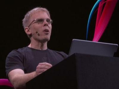 Oculus CTO John Carmack hopes VR will connect people across the globe