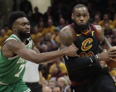 Cavaliers rebound at home in Game 3 of NBA Eastern final
