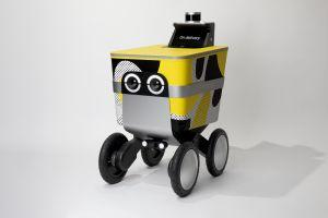 Postmates Has a New Autonomous Rover That Will Bring You Deliveries