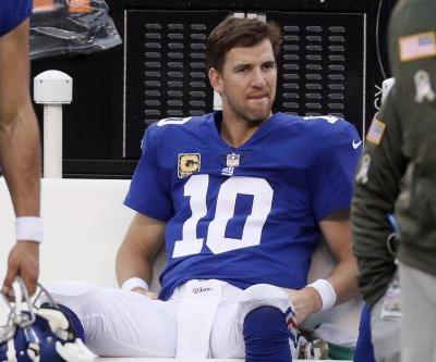 A new Eli Manning appears as McAdoo admits harsh QB reality
