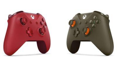 Microsoft's Xbox Wireless Controllers Are Now Available In New Colors