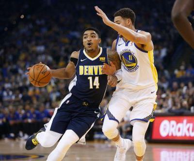 Reports: Nuggets, Gary Harris agree on four-year, $84 million extension